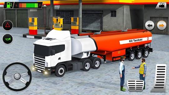 Offroad Oil Tanker Transport Truck Driver 2020 3