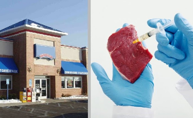 These restaurants have the most antibiotics in their meat – avoid them!