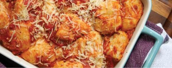 Bubble Up Biscuit Pizza Recipe