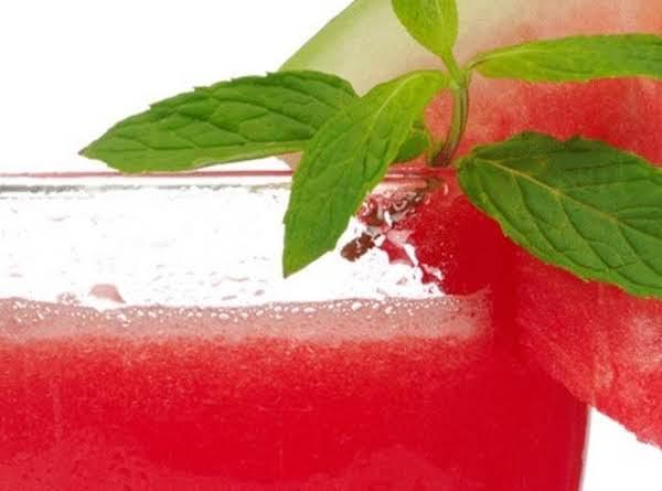 Bubbling Watermelon Spritzer