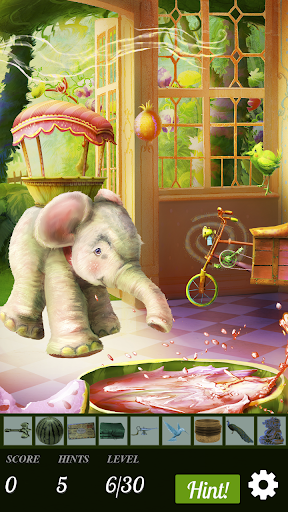 Hidden Object - Happy Together - screenshot