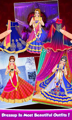 Royal Indian Doll 2 Wedding Salon Marriage Rituals android2mod screenshots 14