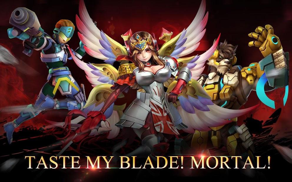 League of Sword