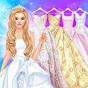 Millionaire Wedding - Lucky Bride Dress Up icon