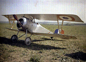nieuport 17 ajbs barnstormer made in france