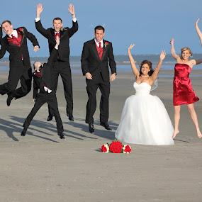 Hip Hip Hooray by Darlene Lankford Honeycutt - Wedding Other ( weddings, best photo of 2013, dl honeycutt,  )