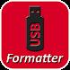 usb formatter - usb data formatting