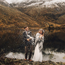 Wedding photographer Aleksey Slay (AlexeySlay). Photo of 26.11.2018