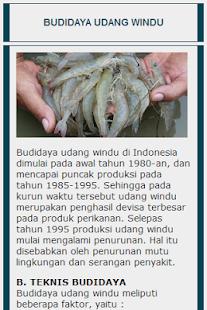 Budidaya Ikan - náhled