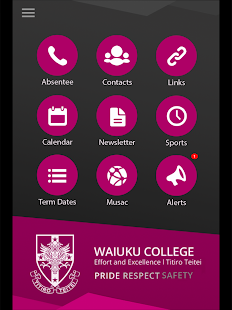 Waiuku College - náhled