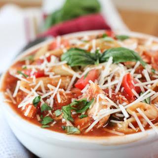 Chicken Parmesan Soup Recipes.