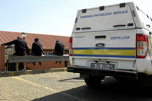 Forensic pathology service staff members are refusing to dissect corpses because it is not in their job description. /Sandile Ndlovu