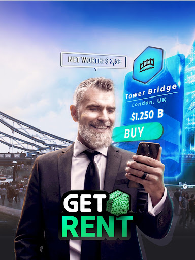 GET RENT - The Business Game screenshots 7
