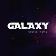 Galaxy - Xperia Tema