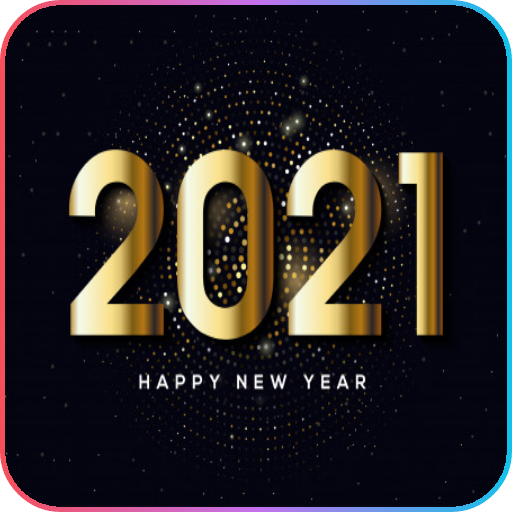 Happy New Year 2021 Images Gif - Mga App sa Google Play
