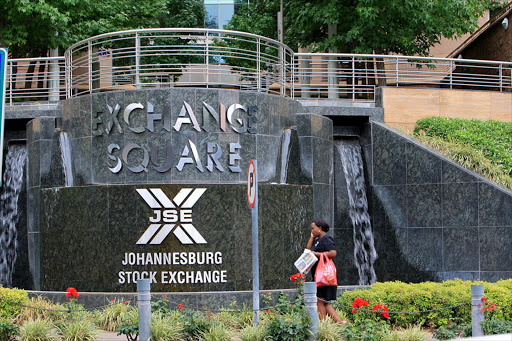The JSE. File photo.