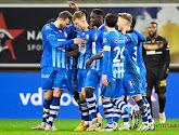 AA Gent versloeg Zulte Waregem en heeft zo een nieuw record beet