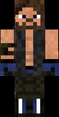 Wwe Nova Skin - Skins para minecraft pe de wwe