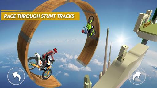 Bike Race Stunt Master  captures d'u00e9cran 2