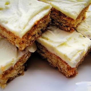 Ginger Coconut Slice.