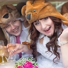 Wedding photographer Natalya Vinogradova (Vinogradovafoto). Photo of 24.11.2014