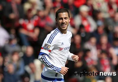 """Hazard: """"J'espère être l'homme de l'Euro"""""""