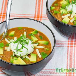Low Carb Taco Soup Recipe