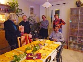 Photo: Brigitte B, Gilles, Philippe, Brigitte Ch, Brigitte Co, et Henri.