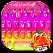 App Colorful Jelly Liquid Keyboard Theme APK for Windows Phone