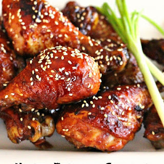 Honey-Teriyaki Chicken
