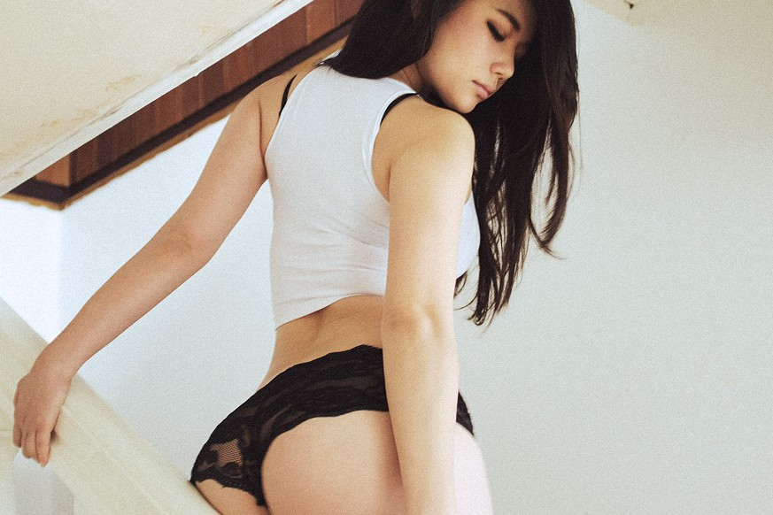sexy korean girls with pussy and ass