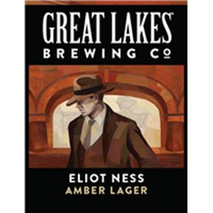 Logo of Great Lakes Eliot Ness Lager