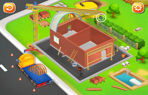 Construction City For Kids 1.0.4 screenshots 6