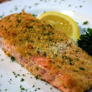 Week Night Lemon Butter Salmon.