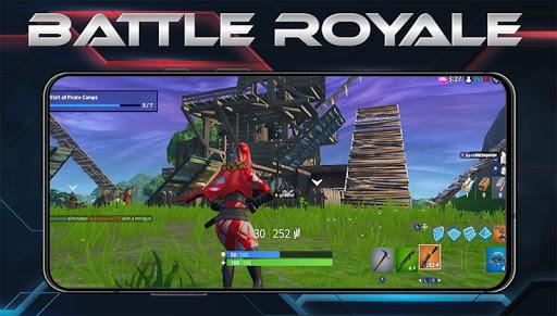 Battle Royale chapter 2 season 4 wallpapers  screenshots 4