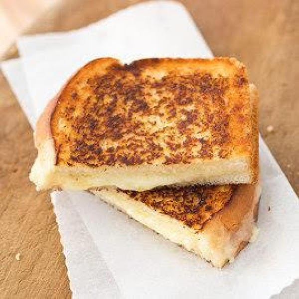 Adult Grilled Cheese Recipe