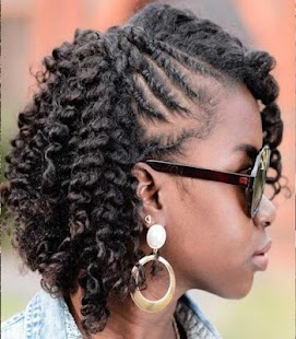 Natural Hairstyles - náhled