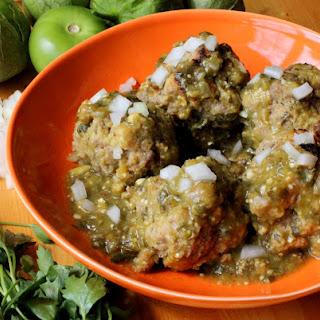 Albondigas - Mexican Meatballs