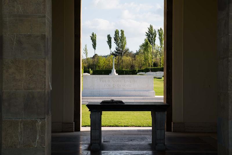 Cimitero Inglese di peraperina