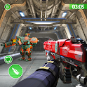 Counter Terrorist FPS Robot Army Shooting icon
