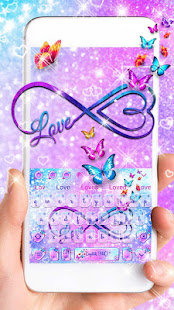 Dream Infinity Love Keyboard