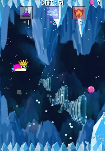 Penguin Cave Rush