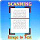 Download OCR - Image to Text Copy, Edit, Share Scanned text For PC Windows and Mac