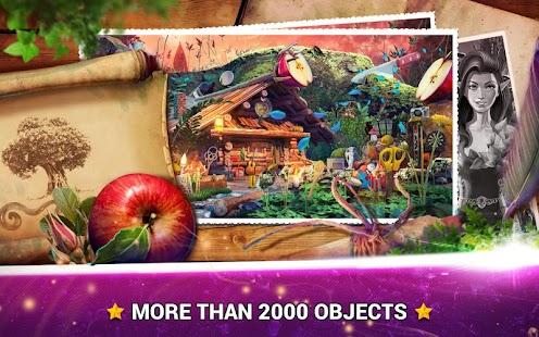 Skryte Predmety Magické Ovoce - náhled