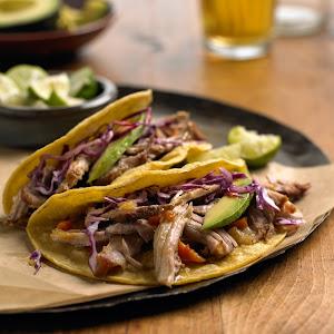 Candace's Carnitas Tacos