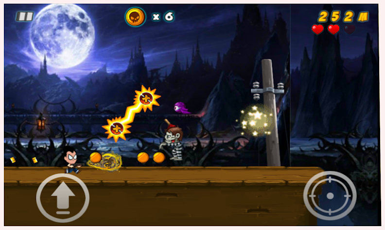 Battle of The Titans Screenshot