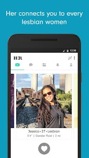 Her - Lesbian Dating App- screenshot thumbnail
