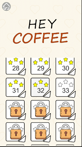 Hey Coffee - screenshot