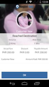 Nagyal Cab Partner screenshot 3