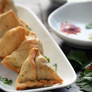 Samosas – Soft, Crunchy, Spicy